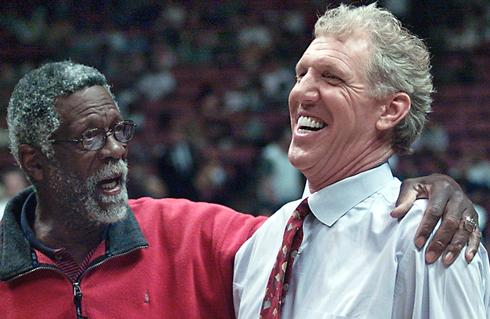 """If I was any better, there would have to be an investigation."" -Bill Walton"