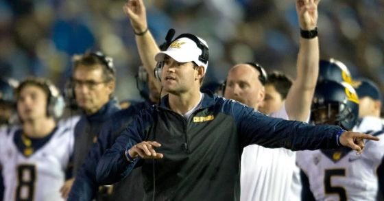 Coach Peeler is excited about the recent CAL recruiting class he just helped sign.